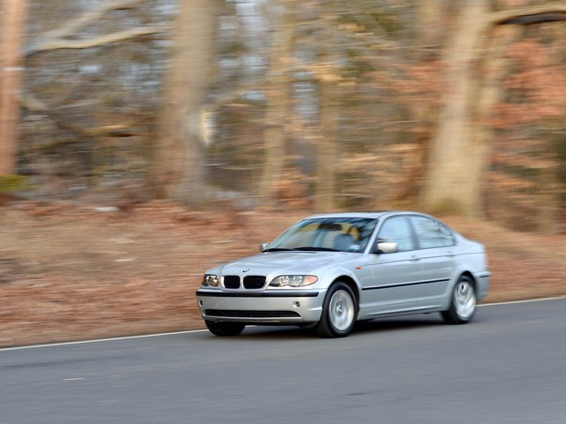TEST DRIVE: BMW E46 3 Series – Revisited 20 Years Later