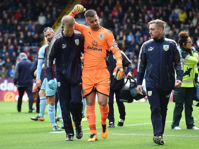 Domper voor Burnley en Engelse nationale ploeg