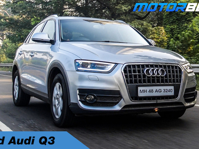 Used Audi Q3 – Premium Car At Attractive Price – Hindi [Video]