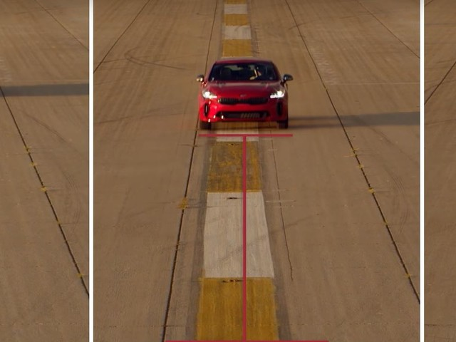 Video: Kia Pits the Stinger GT against a BMW 640i Gran Coupe
