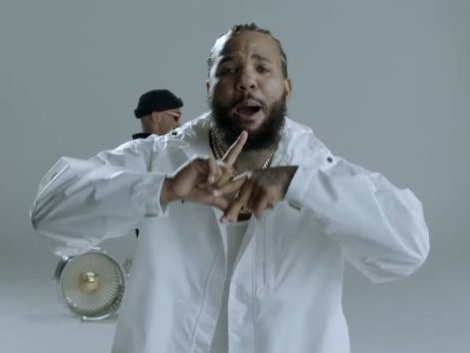 """The Game """"Stainless"""" Video Feat. Anderson.Paak"""