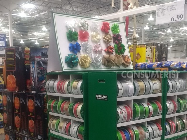 Costco Creates A Nightmare Before Christmas In This Seasonal Display