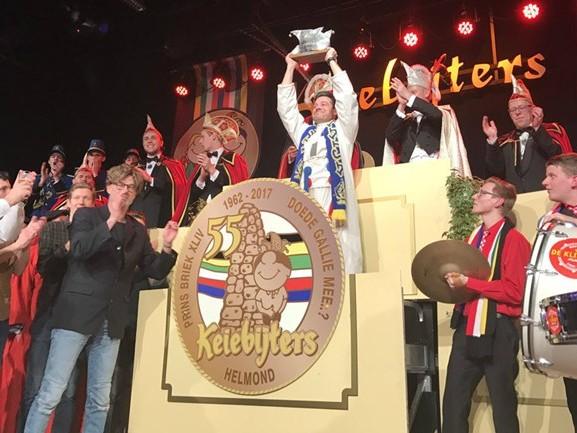 'Roodkapje' Dirk Kouwenberg Brabants kampioen tonpraten