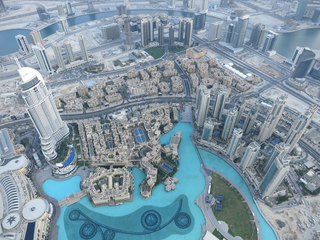 Abu Dhabi en Dubai zijn de steden van de toekomst