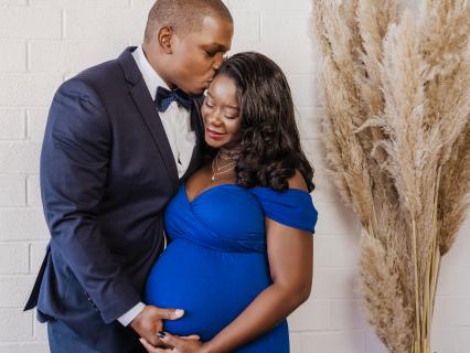 #MAFS Success Story Sweetness: Deonna & Greg Welcome Baby Boy, Declan Okotie