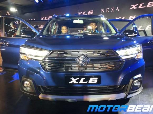 Maruti Suzuki XL6 First Look [Video]