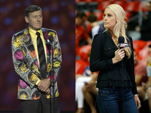 Daughter Of Draggin': Craig Sager's Protective Progeny Pokes Holes In Putrid Pigeon Britt McHenry For Violating Family