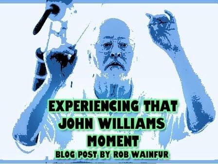 Experiencing That John Williams Moment