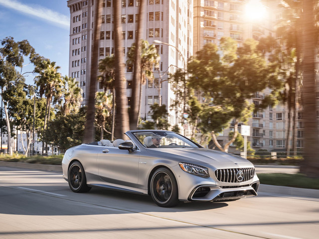 2018 Mercedes-Benz / Mercedes-AMG S-class Coupe and Cabriolet – First Drive Review