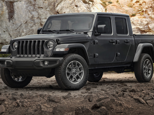 Jeep celebrates its 80th anniversary with special edition models