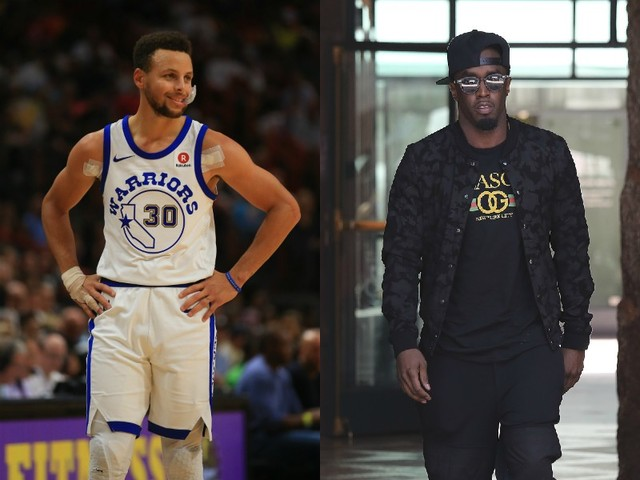 """Buying Black: Steph Curry And Diddy Deadazz Serious About Purchasing Panthers """"It's A Real Thing"""" [Video]"""