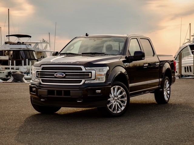 Ford confirms a fully electric F-150 is coming