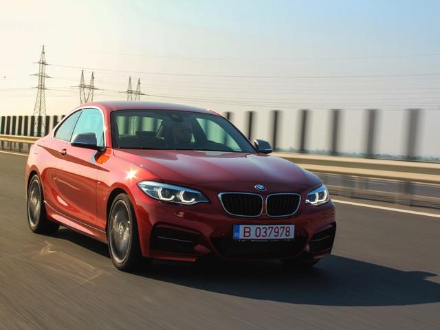 TEST DRIVE: 2017 BMW M240i Facelift