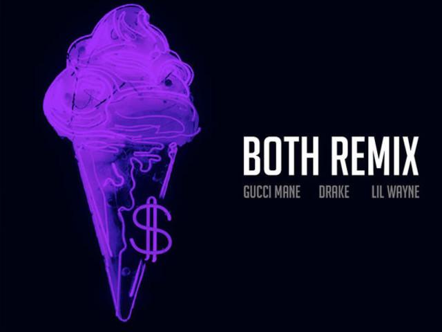 """Gucci Mane – """"Both (Remix)"""" f. Drake & Lil Wayne"""
