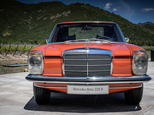"The W115-Based ""La Pickup"" Was a Mercedes-Benz El Camino"