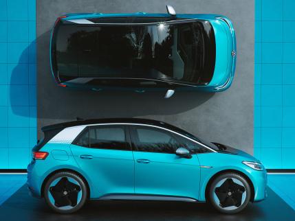 Volkswagen ID.3 EV sales open to public in Europe on 20 July