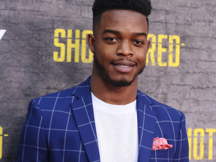 Stephan James Talks Being On 'Degrassi,' Tweets From Oprah & More In 'Jimmy Kimmel' Interview