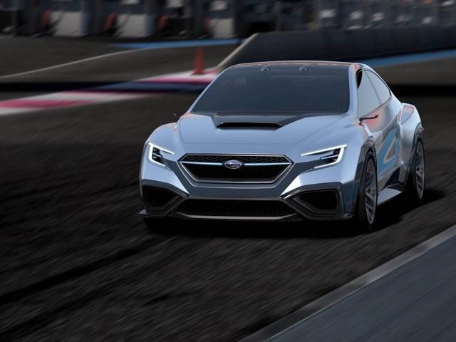 Next-Gen Subaru WRX STI to get 400-hp 2.4-liter turbo?