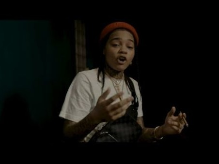 """Young M.A """"I Get The Bag (Freestyle)"""" Video"""