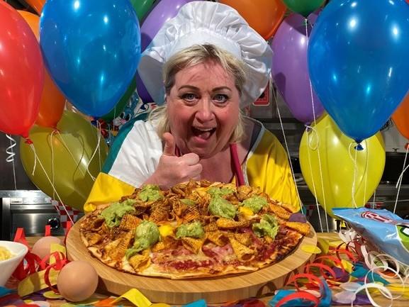 Begin de dag met de Anti-katerpizza van Betty!