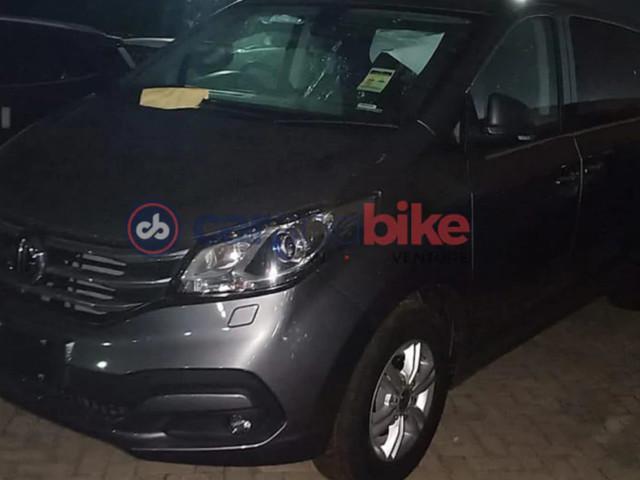 MG's Innova-Ertiga Rival Spied In India