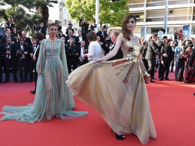 Strijdbare filmmakers en een furieuze speech sluiten Cannes af