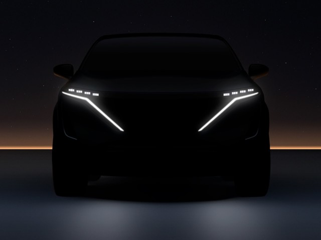 Nissan Ariya electric crossover teased in new video