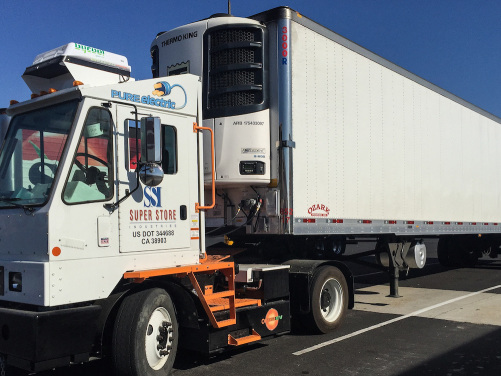 Super Store Industries first dairy manufacturer to deploy Class 8 electric trucks