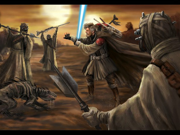 5 Star Wars Stories I'd Like To See Get Told