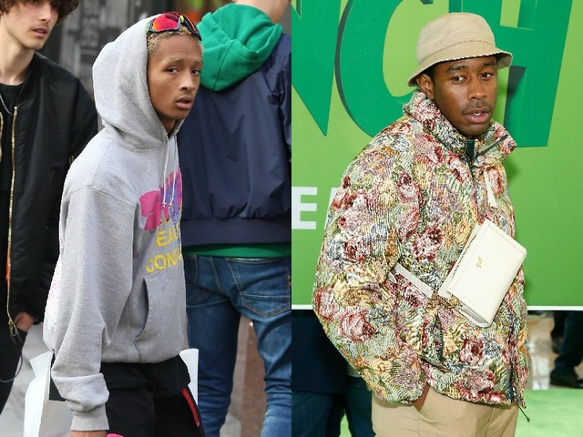 """Coupled Up? Jaden Smith Passionately Reveals That """"Tyler, The Creator Is My F***ing Boyfriend!"""" [Video]"""