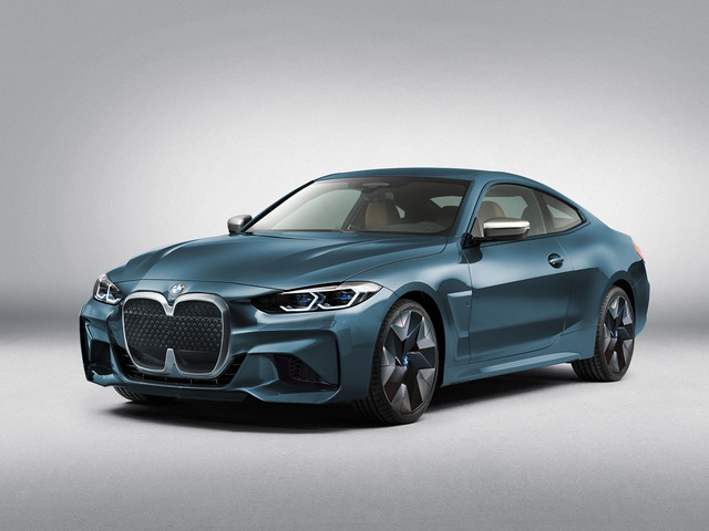 "BMW ""i440"" Coupe Rendered with new 4 Series Grille Design"
