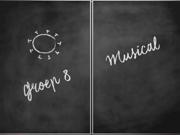 De Eindmusical   Afl. 1: Kennismaking met de hoofdrolspelers uit groep 8