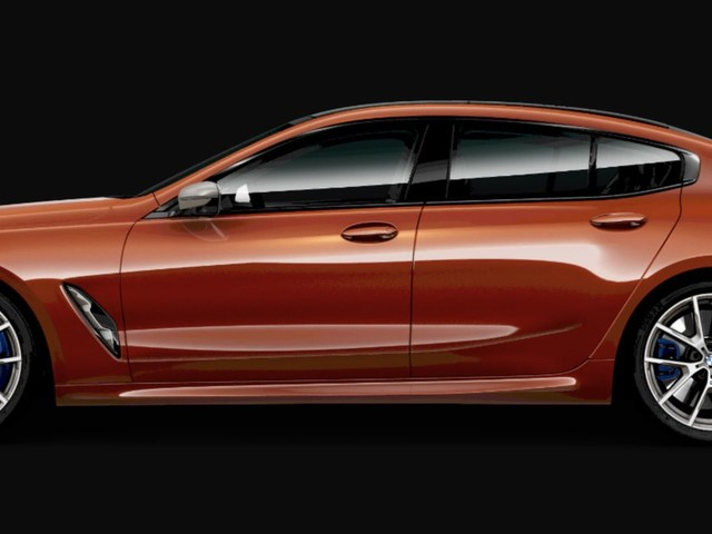Fully optioned 2020 BMW 8 Series Gran Coupe reaches $133,000