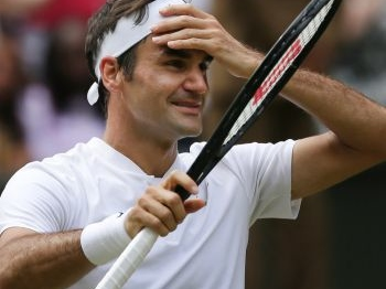 Federer: 'Als ik mezelf nu invries'