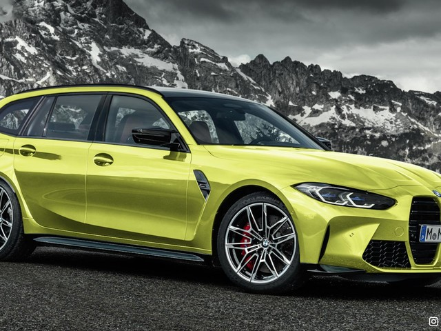 SPIED: BMW M3 Touring Seen Testing in New Photos