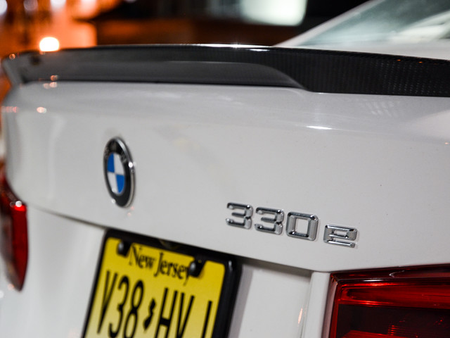 BMW files new trademark registrations for electric car models