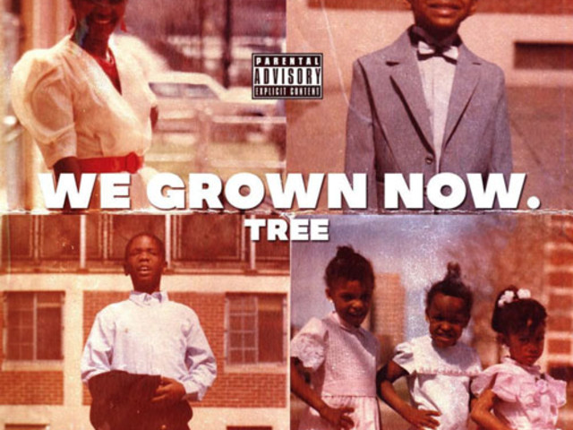Tree Drops 'WE Grown NOW' Album