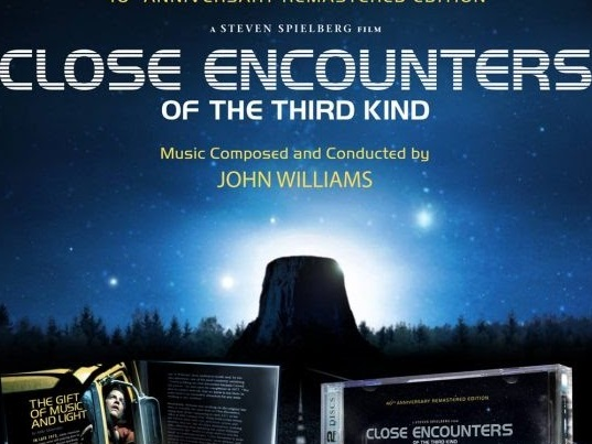 La-La Land Records Release CLOSE ENCOUNTERS OF THE THIRD KIND: 40th ANNIVERSARY REMASTERED LIMITED EDITION