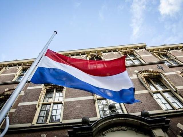 Tweede Kamer test Nederlandse vlag