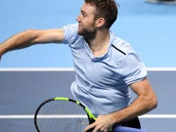 Sock naar halve finale ATP Finals ten koste van Zverev