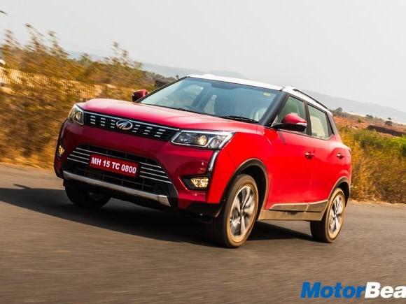 Mahindra XUV400 Under Development, Based On Ford Platform