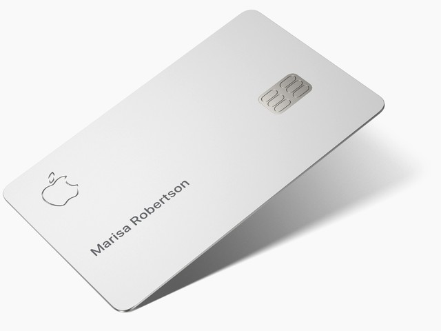 'Apple registreert Apple Card in Nederland en de rest van Europa'