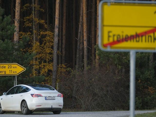 Tesla koopt 300 hectare grond in Duitsland voor bouw fabriek