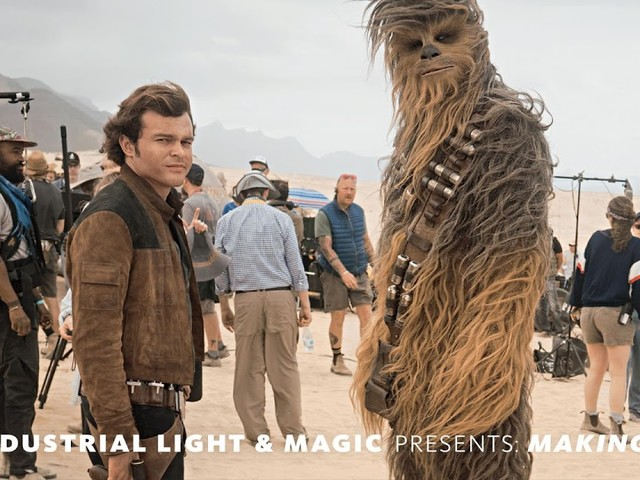 Taking A Look At Industrial Light & Magic Presents: Solo: A Star Wars Story
