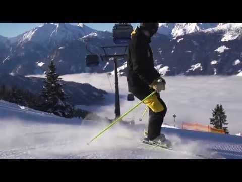 Sneeuw in Zillertal ligt er goed bij