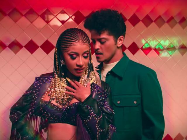 "Cardi B & Bruno Mars ""Please Me"" Video"