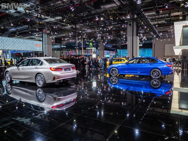 More photos of the G20 BMW 3 Series Long Wheelbase