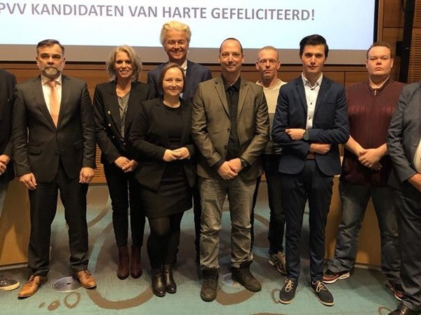 Erik Veltmeijer: 'Het liep aanvankelijk niet storm om PVV lijsttrekker te worden'