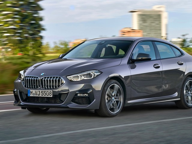 2020 BMW 2 Series Gran Coupe is ready to take on the Mercedes-Benz CLA
