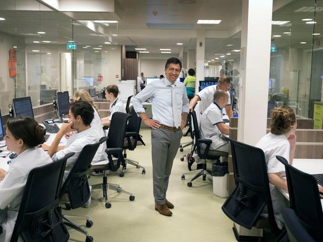 Paul Doop, de man achter de sluiting van Bronovo, neemt afscheid. 'Geldgebrek dwingt ons tot innovatie'